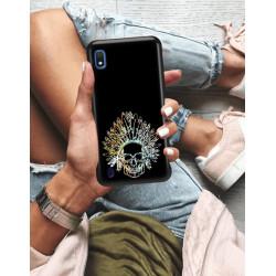 ETUI NA TELEFON SAMSUNG GALAXY A10 NEON MIENIĄCE SIĘ ZLN120