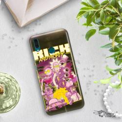 ETUI NA TELEFON HUAWEI Y9 2019 RICK I MORTY RIM28