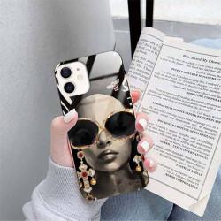 BLACK CASE GLASS TIL TELEFONEN APPLE IPHONE 12 MINI ST_JODI-PEDRI-2021-2-201